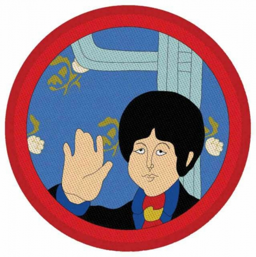 The Beatles Yellow Submarine Paul Aufnäher | 2299