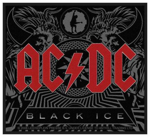 AC/DC Black Ice Aufnäher | 2302