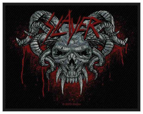 Slayer Demonic Aufnäher | 2416