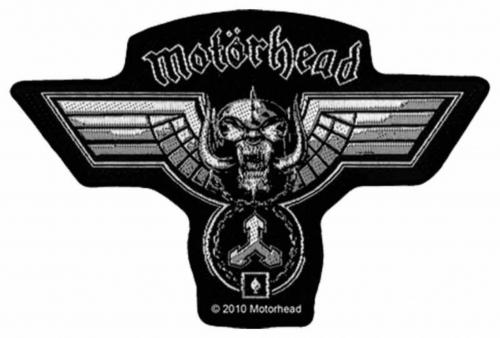Motörhead Hammered Cut Out Aufnäher   2452