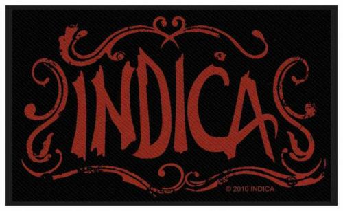 Indica Logo Aufnäher | 2507