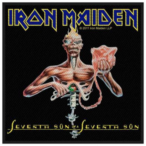 Iron Maiden Seventh Son Aufnäher | 2528