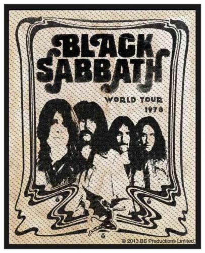 Black Sabbath Band Aufnäher | 2706