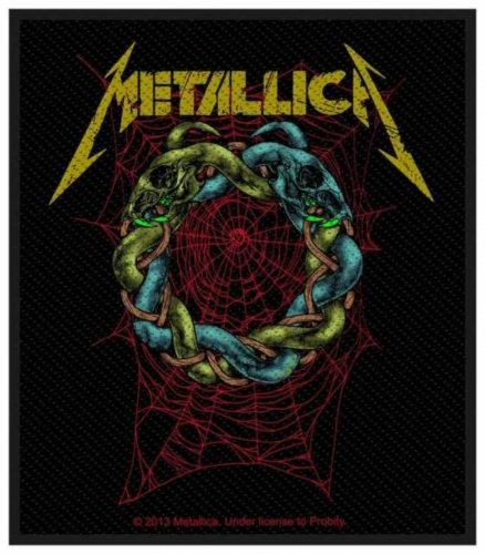 Metallica Tangled Web Aufnäher | 2733