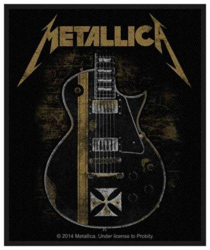 Metallica Hetfield Guitar Aufnäher | 2744