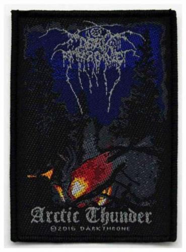 Darkthrone Arctic Thunder Aufnäher | 2873