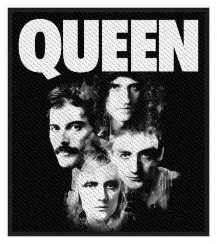 Queen Faces Aufnäher