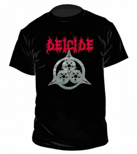 Deicide - Once Upon The Cross - T-Shirt