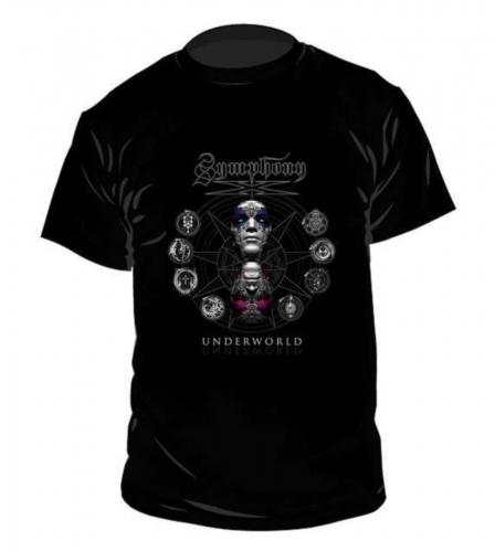 Symphony X - Underworld Tour - T-Shirt