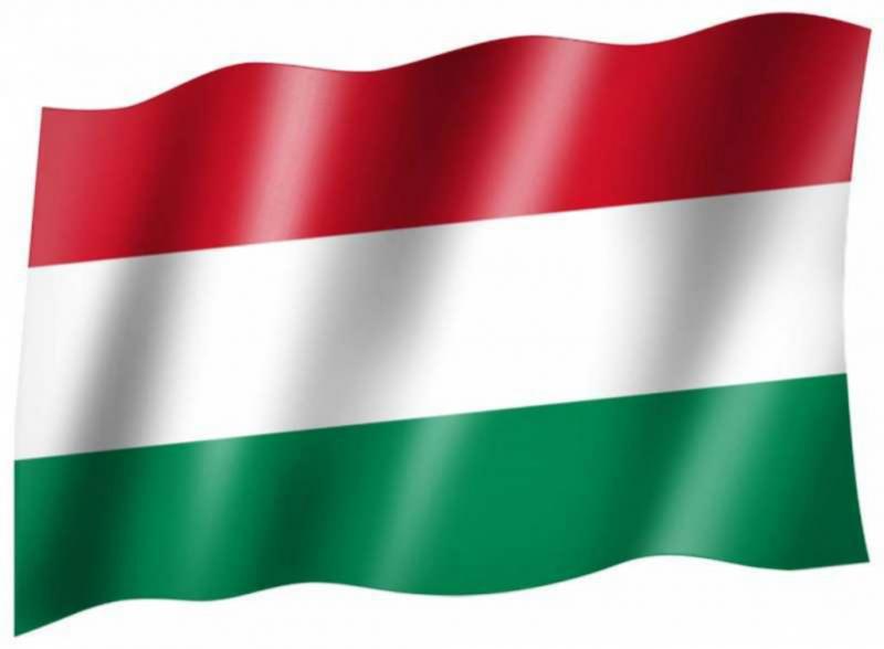 Flagge Fahne Ungarn Hissflagge 90 x 150 cm