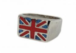 Großbritannien Fahne Ring