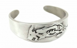 Armspange Drachen-Fossil