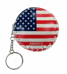 Kleingeld Etui USA