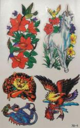 Einhorn Tattoo