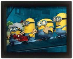 Despicable Me 2 Minions 3D Bild