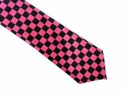 Krawatte Schachmuster