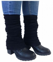 Leg warmers - Uni Black