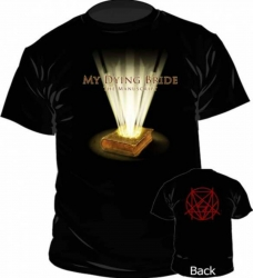 T-Shirt My Dying Bride Manuscript