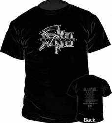 T-Shirt Death D.T.A. Logo
