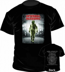 T-Shirt Internal Bleeding Atrocity