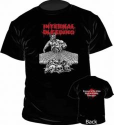 T-Shirt Internal Bleeding Hammer of the Gods