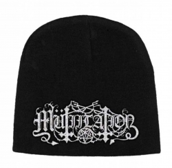 Beanie with Mutiilation - Logo