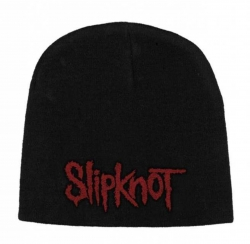 Beanie with Slipknot - Logo