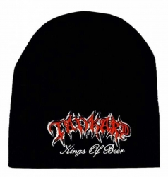 Beanie mit Tankard King of Beer - Logo