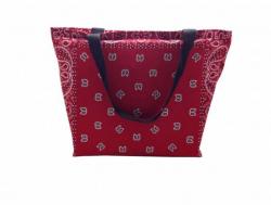 Bandana Tasche Rot