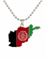Afghanistan Pendant Necklace