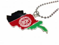 Afghanistan Anhänger Halskette