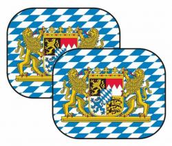 Sonnenschutz Bayern Wappen