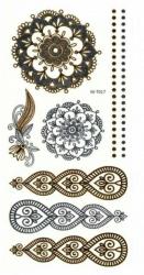 Flash Tattoo Metallic