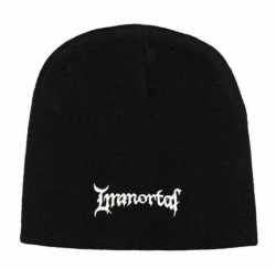 Beanie with Immortal - Logo
