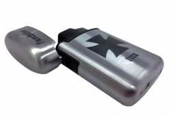 Eisernes Kreuz  Sturmfeuerzeug Silber
