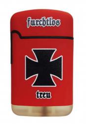 Rotes Eisernes Kreuz  Sturmfeuerzeug