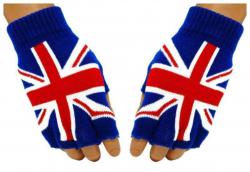 Fingerlose Handschuhe Großbritannien für Teens