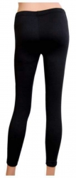 Party Leggings Leopardenmuster