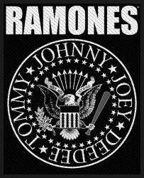 Ramones Classic Seal Aufnäher | 2868