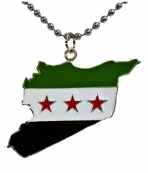 Syria necklace