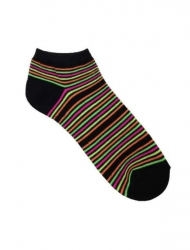 Sneaker Socks - Rainbow Colors