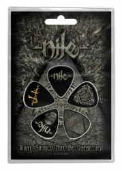 Nile What Should Not Be Unearthed Plektrum Pack