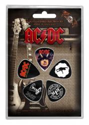 AC/DC Plektrum Pack