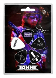 Tony IOMMI Iommi Plektrum Pack