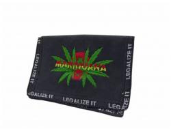 Marihuana Geldbeutel