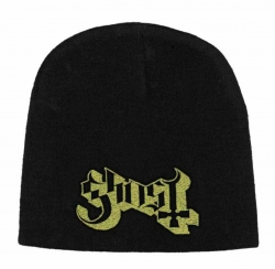 Beanie with Ghost - Logo