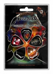 Metallica Hardwired To Self Destruct Plektrum Pack