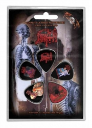 Death Albums Plektrum Pack