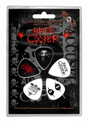 Alice Cooper Eyes Plektrum Pack