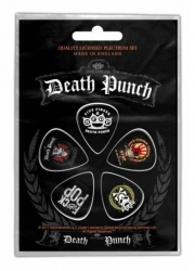 Five Finger Death Punch 5FDP Plektrum Pack